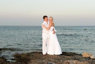Classical wedding ceremony of Olga and Alexander