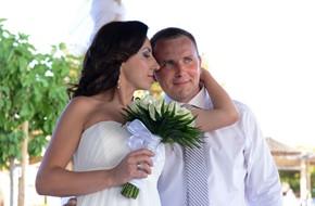 Символическая церемония Марины и Олега на Родосе