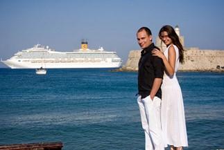 Romantic photosession of Anastasia and Grigoriy