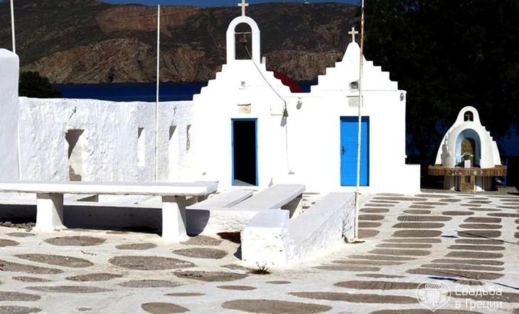 Церквушка Св. Состиса