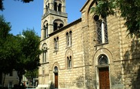 Аттика, Венчание в церкви, Русская церковь в Афинах