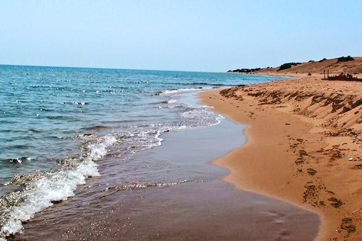 Issos Beach , Corfu