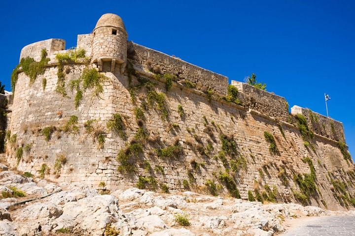 Fortezza, Crete
