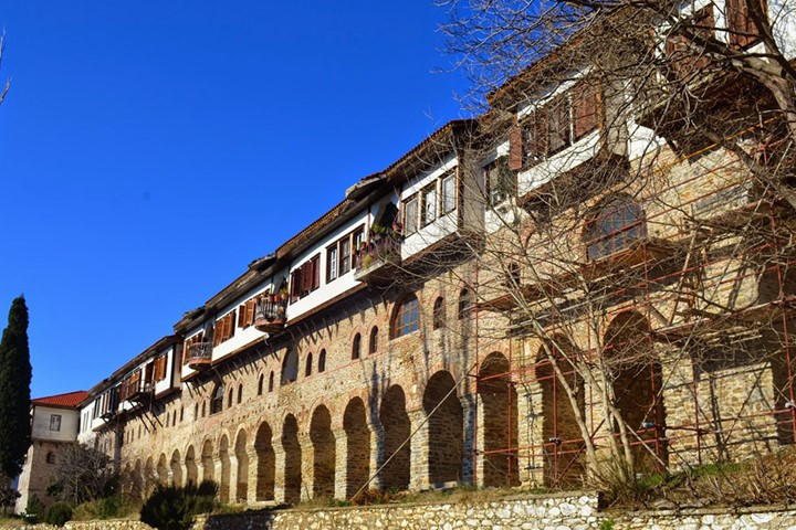 Monastery of St Anastasia Farmakolytria
