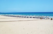 Zakynthos, Symbolic  ceremony, Banana Beach