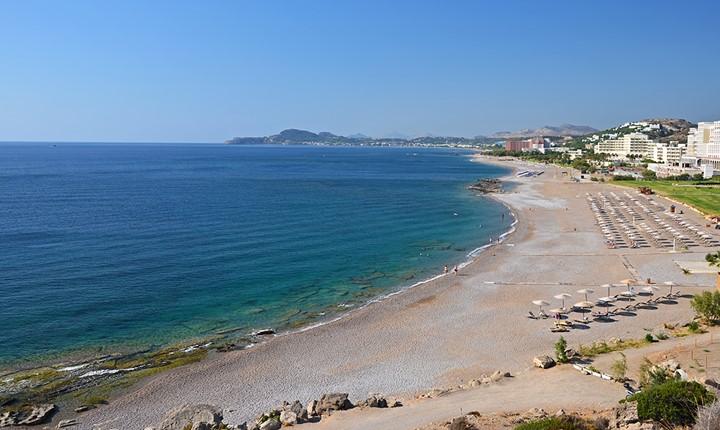 Пляж Faliraki