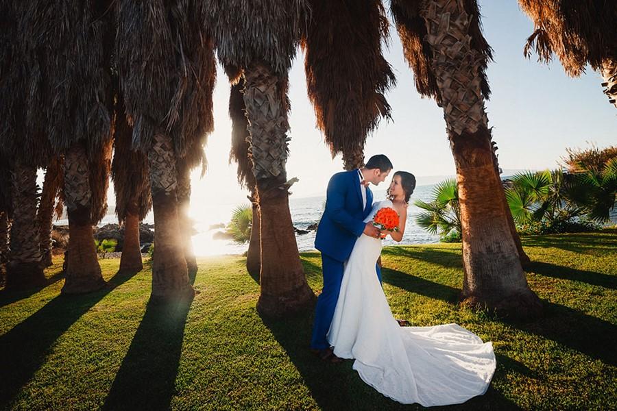 Роскошная свадьба у моря на Крите