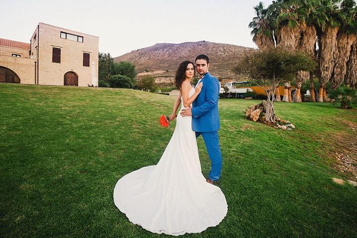 Свадьба на вилле на Крите, Крит