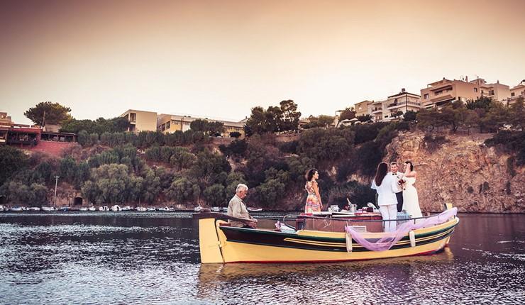 Озеро любви на Крите