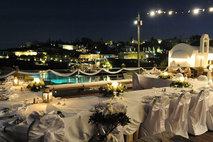 Свадьба в St. Nicolas Bay, Крит