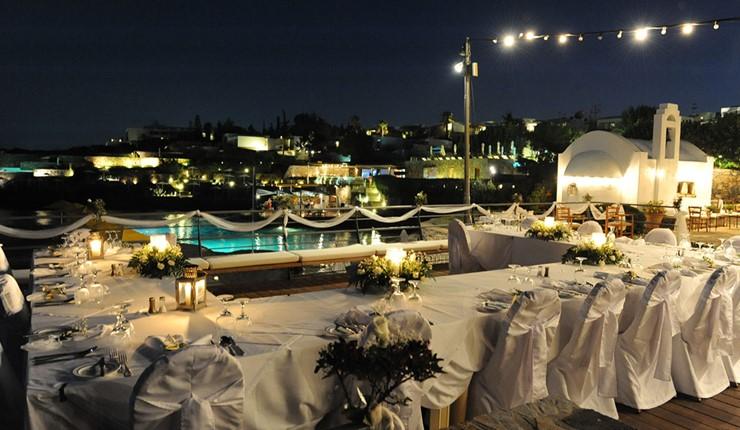 Свадьба в St. Nicolas Bay