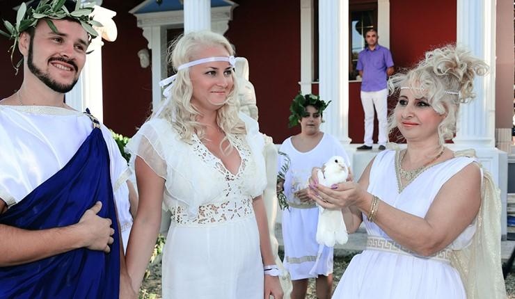 Прикосновение к античной Греции на Родосе