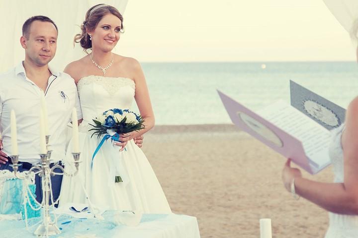 Роскошная свадьба у моря на Родосе, Родос