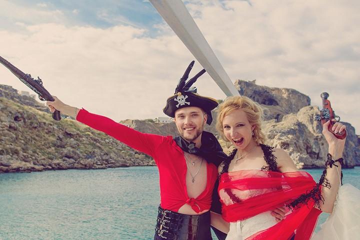 Остров сокровищ, Родос