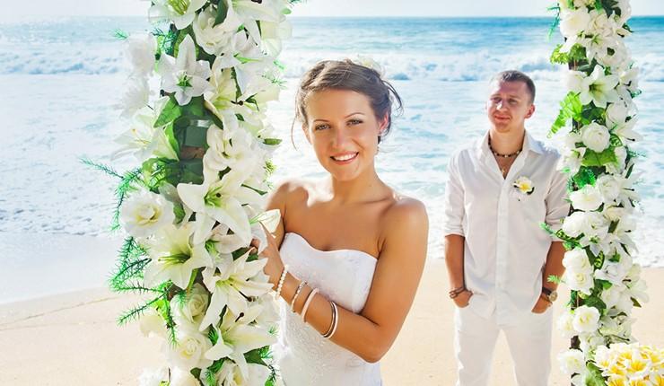 Свадьба у моря в Афинах