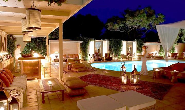 Свадьба в отеле в Афинах