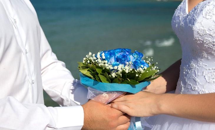 Корфу, Символическая церемония, Свадьба у моря на Корфу
