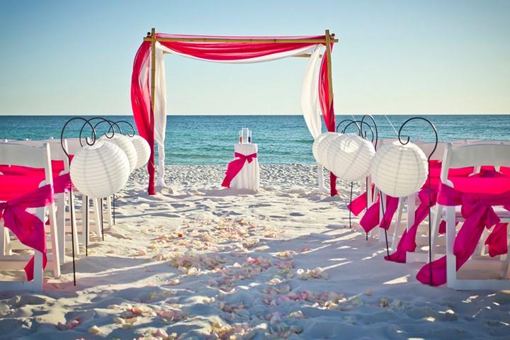 Роскошная свадьба у моря на Миконосе, Миконос
