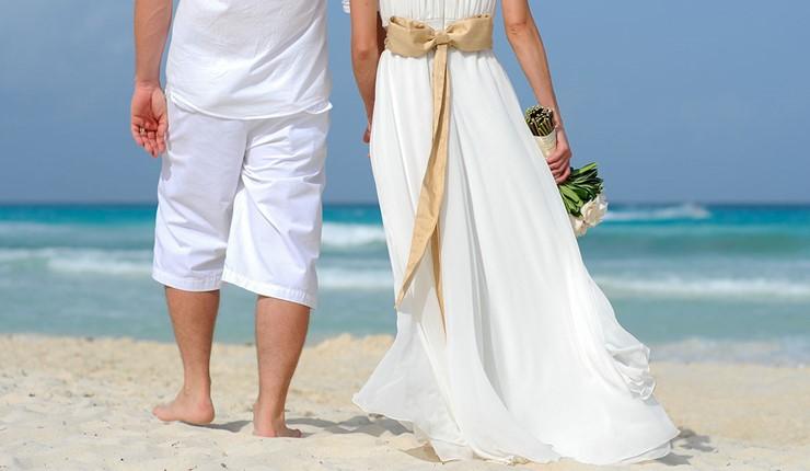 Свадьба у моря на Халкидиках