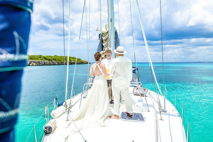 Свадьба на яхте на Халкидиках, Халкидики
