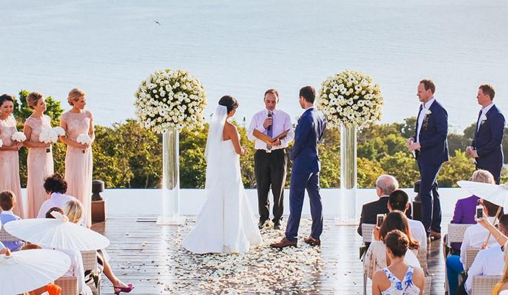 Роскошная свадьба у моря на Пелопоннесе