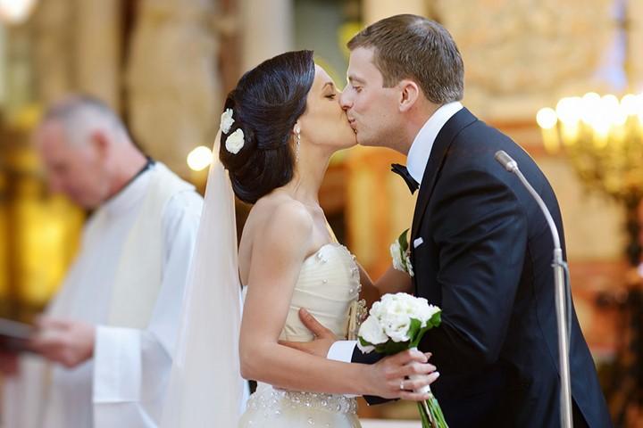 Венчание в церкви на Пелопоннесе