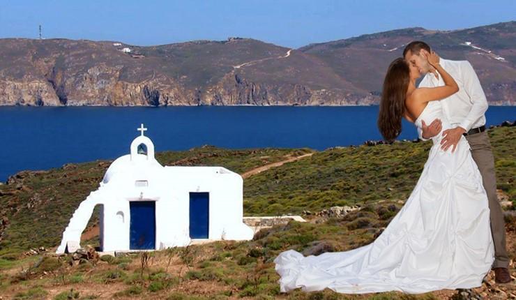 Венчание в церквушке Св. Якова