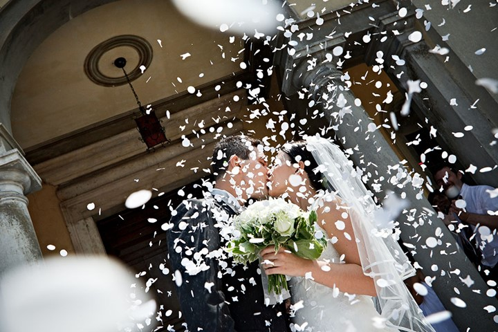 Венчание в церкви на полуострове Халкидики, Халкидики