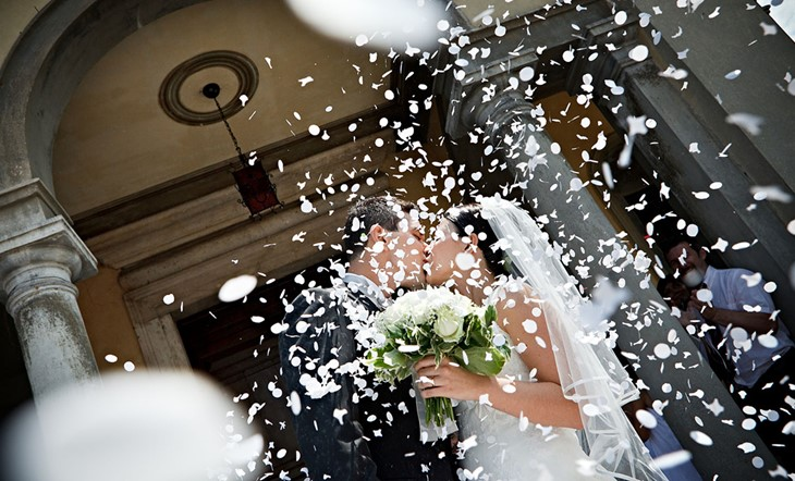 Халкидики, Венчание в церкви, Венчание в церкви на полуострове Халкидики