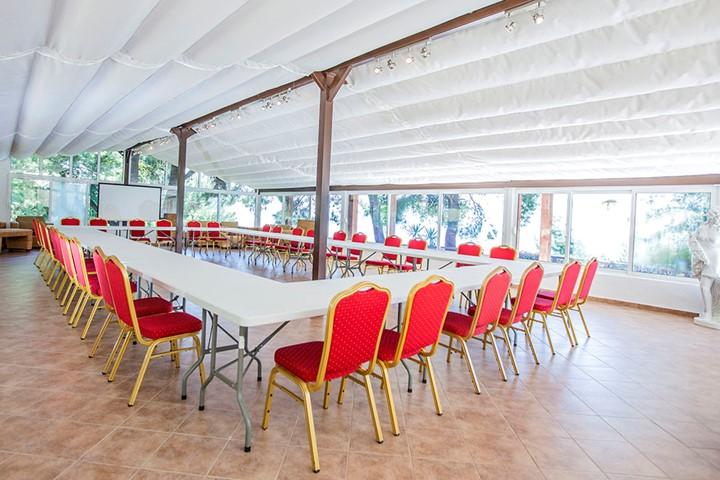 Conference hall Rahoni, Halkidiki