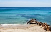 Халкидики, Символическая церемония, Пляж Неа Скиони