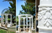 Halkidiki, Symbolic  ceremony, Antique Pergola & Panorama bar