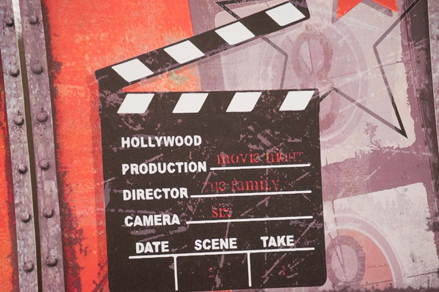 The movie stars