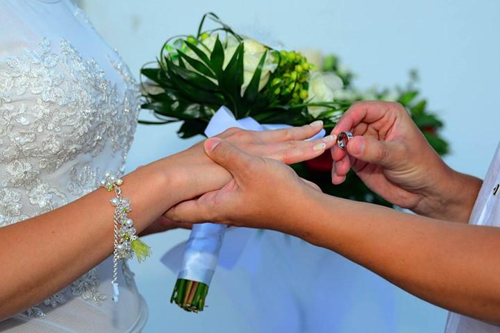 Oфициальное бракосочетание в Салониках, Халкидики