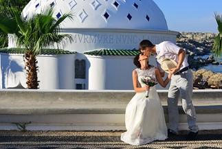 Oфициальная свадебная церемония Дарьи и Максима в источниках Калифеи