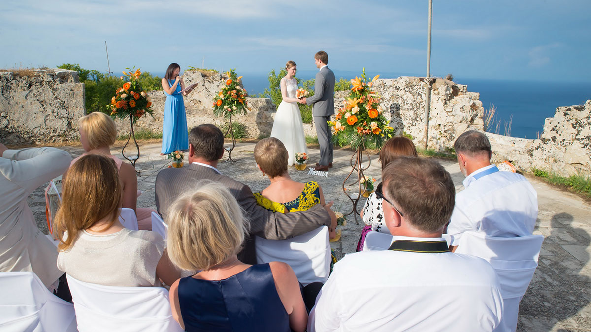 Wedding On Zakynthos Island Prices Photo Reviews Organisation Of