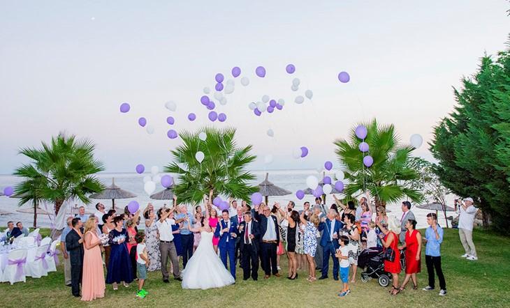 Православное венчание Арианны и Петроса на Халкидиках