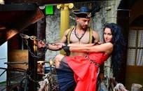 Rodos, Symbolic  ceremony, Pirate Bar
