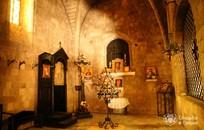 Rodos, Symbolic  ceremony, Church of Our Lady of Filerimos