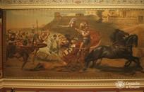 Корфу, Символическая церемония, Дворец Ахиллеон