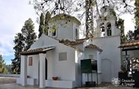 Корфу, Венчание в церкви, Церквушка Пантократора на Пондикониси