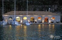 Corfu, Symbolic  ceremony, Yacht Club in Corfu Town
