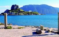 Kos, Symbolic  ceremony, St. Fokas Bay