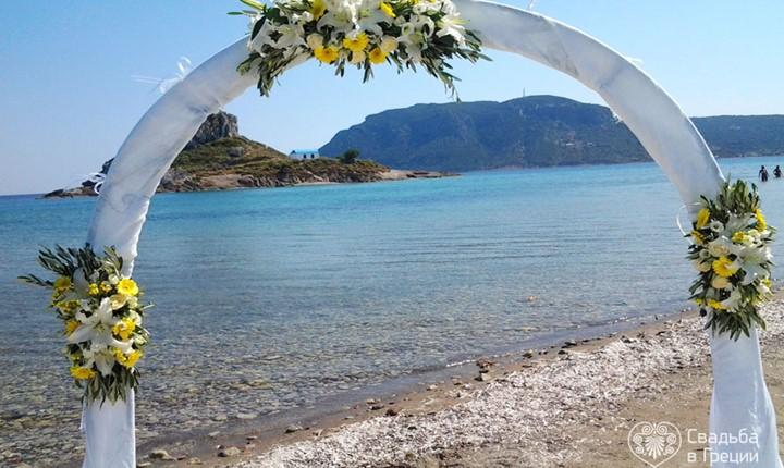 Пляж Kefalos
