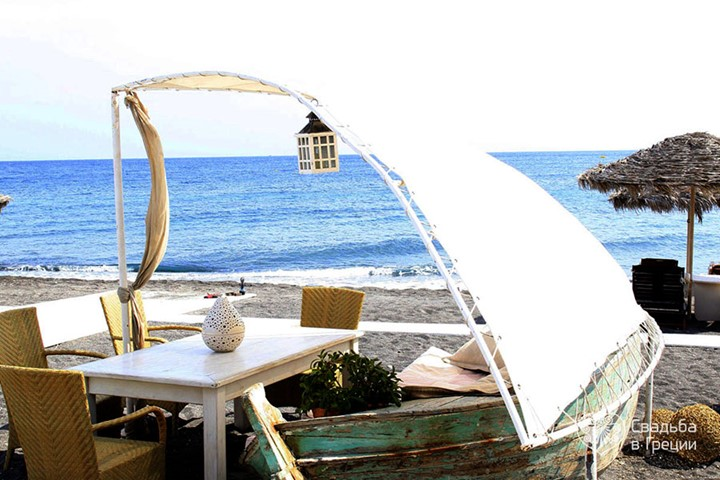 Notos Restaurant, Santorini