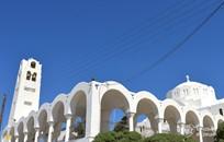 Санторини, Венчание в церкви, Кафедральный собор Сретения Господня