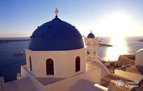 Santorini, Orthodox  ceremony, Church of the Resurrection of Christ