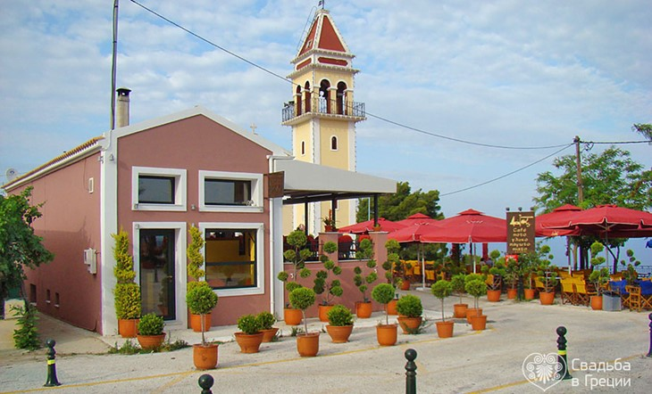 Церковь Богородицы Хрисопиги