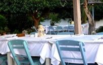 Rodos, Symbolic  ceremony, Philosophia Restaurant