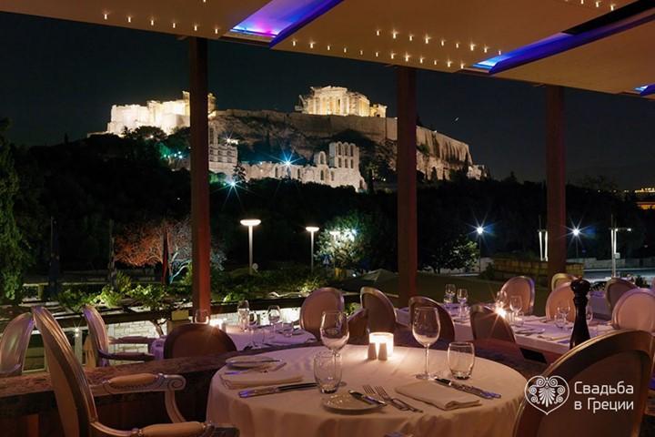 Ресторан Dionysos, Аттика